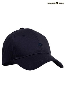 Raging Bull Navy Signature Baseball Cap