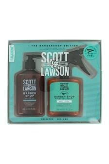 Scott & Lawson Barbershop Body Fuel Set