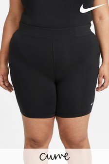 Nike Curve Sportswear Essentials Mid Rise Bike Shorts