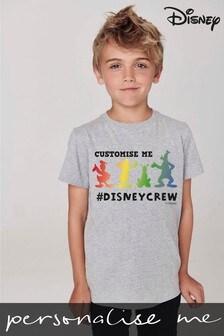 Personalised Disney™ Crew T-Shirt