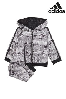 adidas Infant All Over Print Tracksuit
