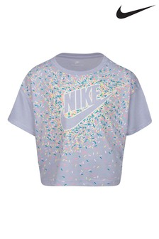 Nike Little Kids Sprinkle Boxy T-Shirt