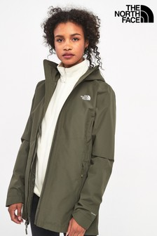 The North Face® Black Hikesteller Parka Shell Jacket
