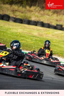 Go Karting For Two Gift Experience by Virgin Experience Days