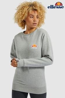 Ellesse™ Grey Marl Haverford Sweatshirt