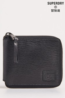 Superdry Benson Zip Wallet