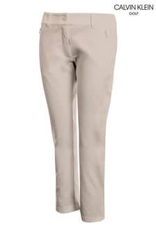 Calvin Klein Golf Cream Arkose Trousers