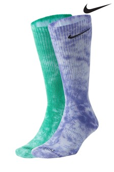 Nike Everyday Plus Cushioned Crew Socks 2 Pack