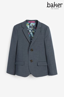 Baker By Ted Baker Boys Grey Suit Jacket