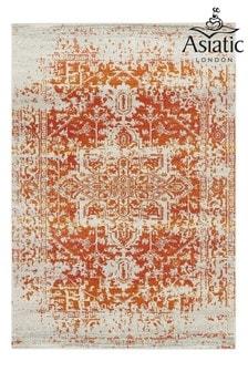 Asiatic Rugs Orange Nova Antique Rug