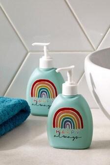 Set of 2 Rainbow Fruity Hand Wash 300ml