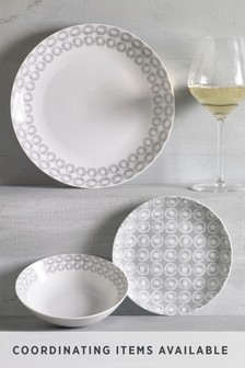 Carter 12 Piece Dinner Set