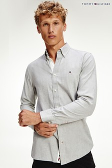 Tommy Hilfiger Cotton Cashmere Shirt