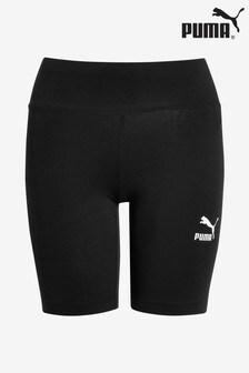 Puma® Black Cycling Shorts
