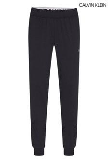 Calvin Klein Black Active Icon Sweatpants