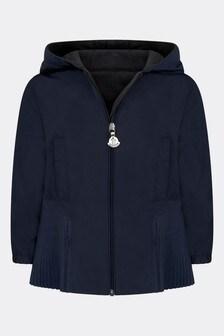 Baby Girls Navy Eudokie Jacket