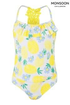 Monsoon Pineapple Crochet Tankini Set