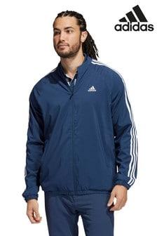 adidas Golf Lined Zip Through Jacket