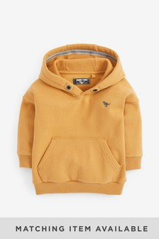 Yellow Hoody Soft Touch Jersey (3mths-7yrs)