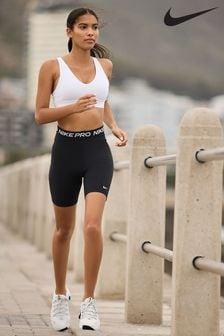 Nike Pro 365 High Waisted 7 Inch Shorts