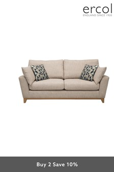 Oatmeal Chalgrove Oakly Sofa by Ercol