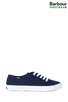 Barbour® Hailey Canvas Trainers