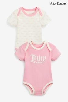 Juicy Couture Bodysuits Two Pack