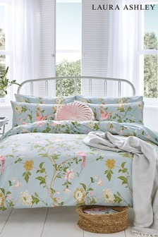 Laura Ashley Summer Palace Duvet Cover And Pillowcase Set