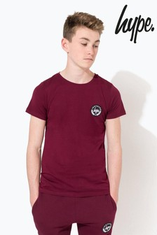 Hype. Crest Kids T-Shirt