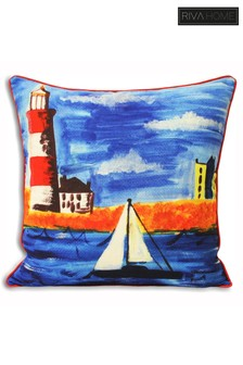 Newquay Cushion by Riva Home