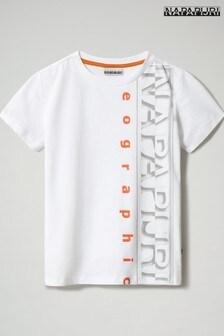 Napapijri Boys Sadyr T-Shirt