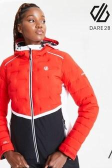 Dare 2b Red Vividly Waterproof Ski Jacket