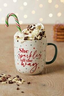 Her Festive Mug