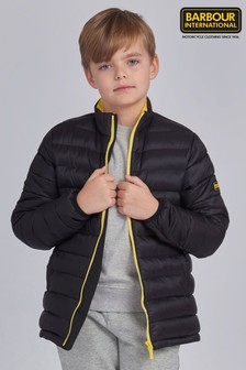 Barbour® International Boys Impeller Quilted Jacket