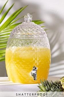 Pineapple Drinks Dispenser
