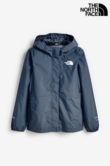 The North Face® Youth Resolve Blue Waterproof Jacket