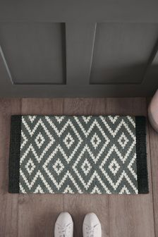Geo Diamond Doormat