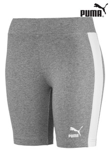 Puma® Grey Cycling Shorts