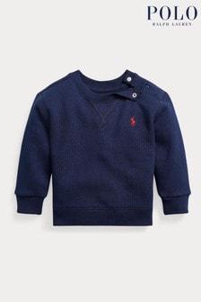 Ralph Lauren Navy Sweatshirt