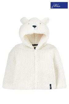 Joules Hooded Character Fleece Top
