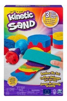 Kinetic Sand Rainbox Mix Set