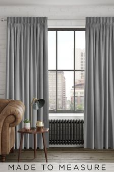 Imogen Dove Natural Made To Measure Curtains