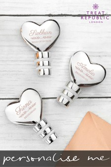 Personalised Bridal Party Bottle Stopper by Treat Republic