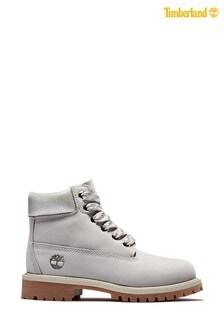 Timberland® 6 Inch Premium Nubuck Waterproof Boots