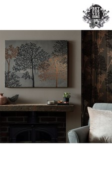 Eternal Woodland Canvas by Art For The Home