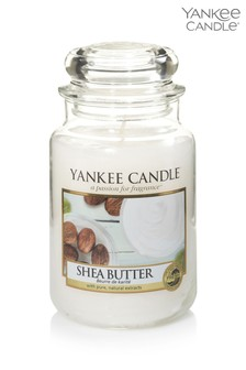 Yankee Candle Classic Large Shea Butter Candle
