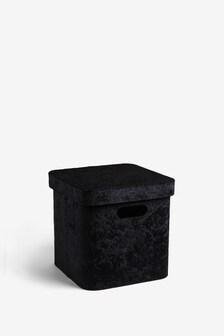 Velour Cube