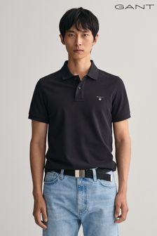 GANT Plain Pique Logo Poloshirt