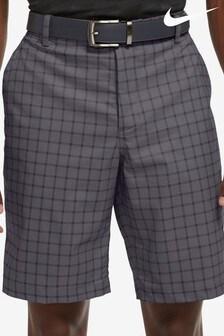 Nike Golf DriFIT Plaid Shorts