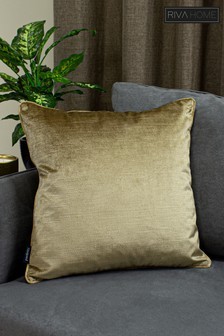 Stella Snakeskin Cushion by Riva Home